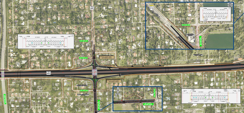 Palmetto Expressway widening