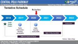 Central Polk Pkwy Schedule