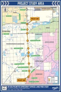 SR 826 Palmetto Expressway