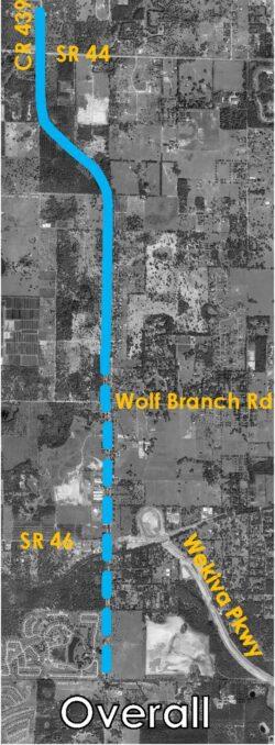 Round Lake Road project - Lake County, FL